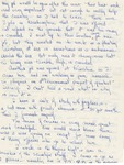 19b. Handwritten Letter to Mother 2 (Page 2)